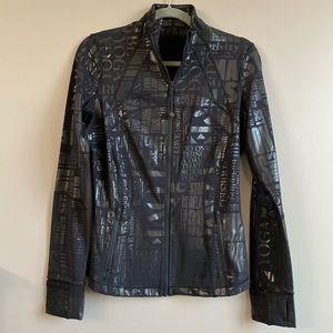 Lululemon Define Jacket - Manifesto Black - 8